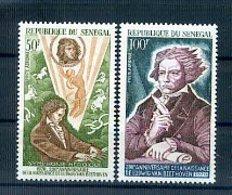 A24732)Senegal 434 - 435** - Senegal (1960-...)