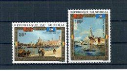 A24730)Senegal 482 - 483** - Senegal (1960-...)