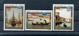 A24751)Tschad 515 - 517** - Tschad (1960-...)