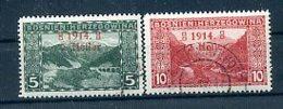 A24907)Bosnien + Herzegowina 89 - 90 Gest. - Bosnien-Herzegowina