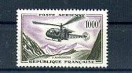 A25010)Frankreich 1177**, Hubschrauber - Ungebraucht