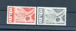 A25042)Frankreich 1521 - 1522**, Cept - Ungebraucht