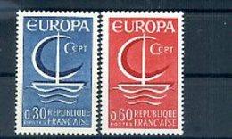 A25051)Frankreich 1556 - 1557**, Cept - Ungebraucht