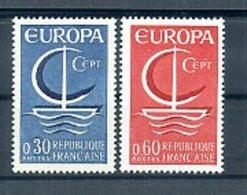A25052)Frankreich 1556 - 1557**, Cept - Ungebraucht