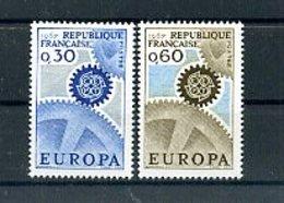 A25055)Frankreich 1578 - 1579**, Cept - Ungebraucht