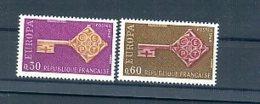 A25061)Frankreich 1621 - 1622**, Cept - Ungebraucht