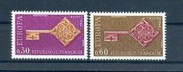 A25062)Frankreich 1621 - 1622**, Cept - Ungebraucht