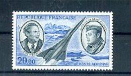 A25066)Frankreich 1723**, Flugzeug - Ungebraucht