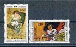 A25081)Frankreich 1915 - 1916**, Cept - Ungebraucht