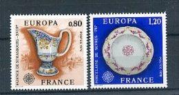 A25082)Frankreich 1961 - 1962**, Cept - Ungebraucht