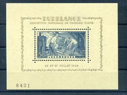 A25349)Luxemburg Bl 6** - Luxemburg