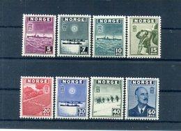 A25450)Norwegen 276 - 283** - Norwegen