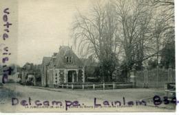 - La JUMELLIERE - ( Maine Et Loire ), Entrée Du Bourg, Par La Route De... Cliché Peu Courant, Non écrite, , TTBE, Scans. - Autres Communes