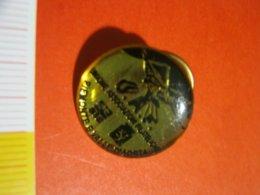 MED.1 PIN'S PIN PINS - ITALIA 1998 PIEMONTE VALLE D'AOSTA UNIONE ASSOCIAZIONI FILATELICHE AQUILA ALPI POSTE ITALIANE - Associazioni
