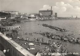 Cartolina - Postcard /   Viaggiata - Sent /  Torre Del Greco, Spiaggia Della Scala ( Gran Formato ) Anni 60° - Torre Del Greco