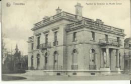 Tervueren -- Pavillon  Du  Directeur  Du  Musée  Congo.     ( 2 Scans ) - Tervuren