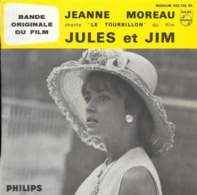 "B-O-F  Jeanne Moreau  ""  Jules Et Jim  "" - Filmmusik"