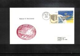 USA 1984 Space / Raumfahrt Space Shuttle  Interesting Cover - Stati Uniti