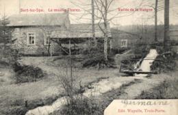 BELGIQUE - LIEGE - JALHAY - SART-LEZ-SPA - Le Moulin Thorez - Vallée De La Hoëgne. - Jalhay