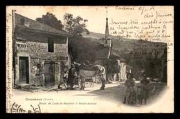 39 - COUSANCE - ROUTE DE LONS-LE-SAUNIER A ST-AMOUR - France