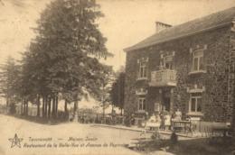 BELGIQUE - LIEGE - THEUX - PEPINSTER - TANCREMONT - Maison Janson - Restaurant De La Belle-vue Et Avenue De Pépinster. - Theux