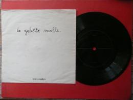 SP GALETTE MOLLE TETES RAIDES FLEXI DISC PUBLICATIONS AUDIOVISUELLES ROCK ALTERNATIVE 45 TOURS - Rock