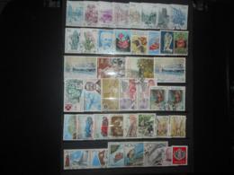Monaco Collection , 40 Timbres Obliteres - Monaco