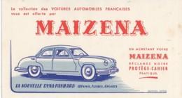 Buvard Maizena Avec La DYNA-PANHARD - Macchina