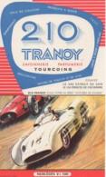 Buvard Tranoy Avec MERCEDES 2l.500 - Macchina