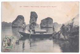 9476 Vietnam Cochinchine Tonkin Baie D'Along Mail Stamps Indo - Chine - Viêt-Nam