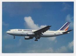 AJ21 Aviation - Air France Airbus A300B2-100 - 1946-....: Modern Tijdperk