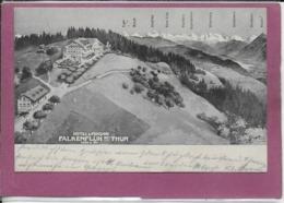 Hôtel Pension FALKENFLUH  - THUN - BE Bern