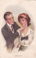"""CPA 1919-  Illustrateur - """" A COMPLIMENT"""" - (lot Pat 75) - Künstlerkarten"""