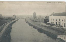 Bergen - Mons - Vue Sur Le Canal - ND Phot No 71 - 1911 - Mons