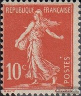 France 114 (complete Issue) Fine Used / Cancelled 1906 Säerin - Used Stamps