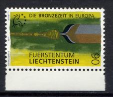 LIECHTENSTEIN 1996, L'âge De Bronze En Europe, 1 Valeur, Neuf / Mint. R1947 - Nuovi
