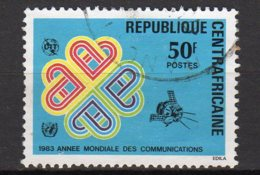 Républiques Centrafricaine Yvert N° 569 Oblitéré Lot 14-6 - Centrafricaine (République)