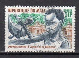 Mali Yvert N° 131 Oblitéré Lot 14-155 - Mali (1959-...)