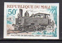 Mali Yvert N° 144 Neuf Non Dentélé Locomotive Lot 14-158 - Mali (1959-...)