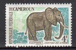 Cameroun  Yvert N° 344 Neuf Avec Charnière éléphants Lot 15-82 - Camerun (1960-...)