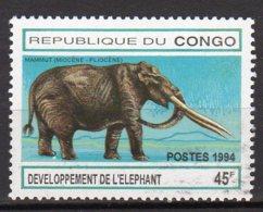 Congo Yvert N° 990b Neuf éléphants Lot 15-92 - Repubblica Democratica Del Congo (1997 - ...)