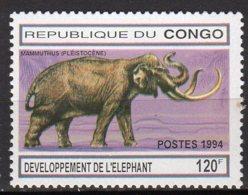 Congo Yvert N° 990e Neuf éléphants Lot 15-95 - Repubblica Democratica Del Congo (1997 - ...)