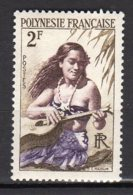 Polynésie Française Yvert N° 4 Neuf Avec Charnière Lot 16-133 - Nuovi