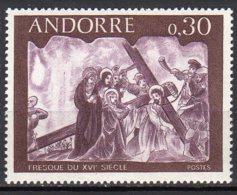 Andorre Français Yvert N° 192 Neuf Lot 17-133 - Nuovi