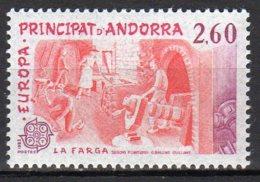 Andorre  Yvert N° 314 Neuf Lot 17-171 - Andorra Francese
