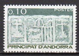 Andorre  Yvert N° 317 Neuf Lot 17-173 - Andorra Francese