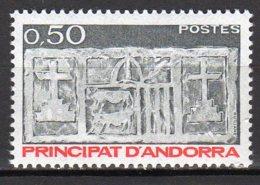 Andorre Yvert N° 321 Neuf Lot 17-179 - Andorra Francese