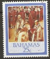 Bahamas  1986  SG 742   Anniversary Coronation    Fine Used - Bahamas (1973-...)