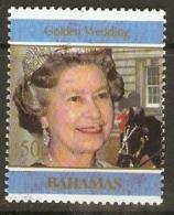 Bahamas  1997 SG 1184  Golden Wedding   Mounted Mint - Bahamas (1973-...)