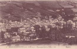 04 / BARCELONNETTE / PANORAMA DE LA VILLE / LL 4 - Barcelonnette